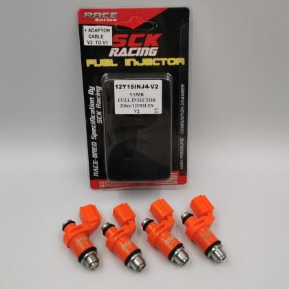 Sck Fuel Injector Y15ZR [ 130cc ~ 280cc ]