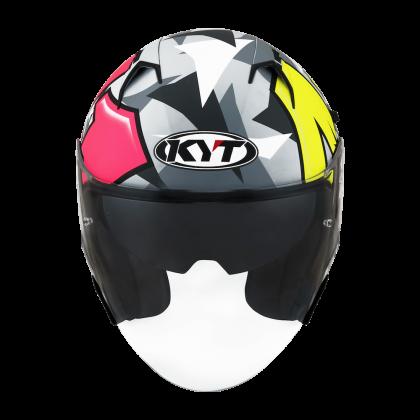 KYT HELMET NFJ ESPARGARO 2019 MATT Edition